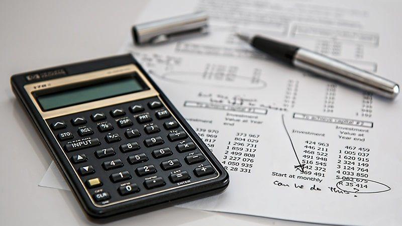 Unsur-unsur polis asuransi - Kalkulator dan dokumen