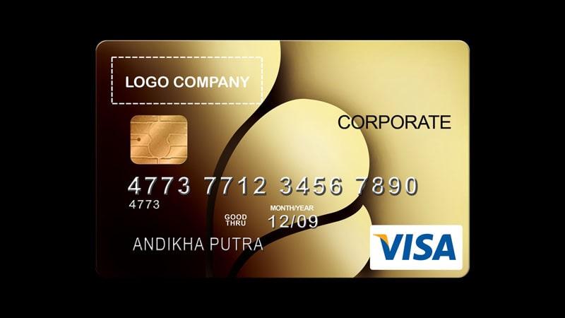 Jenis Jenis Kartu Kredit BCA - VISA Corporate