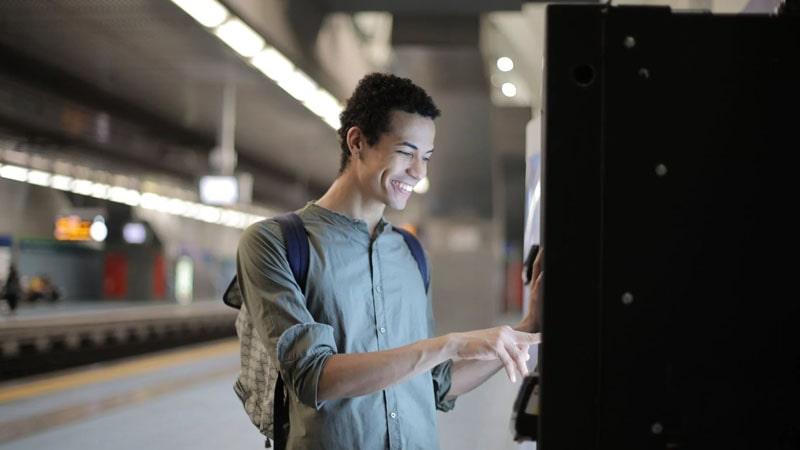 Cara Menabung di Bank BRI - ATM