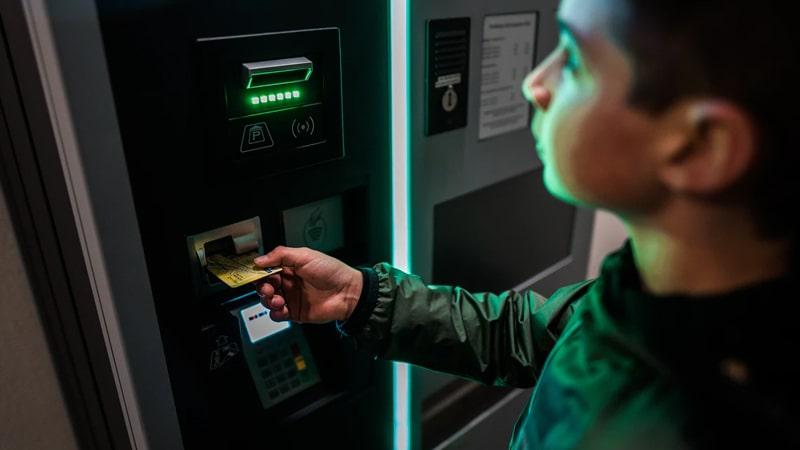 Cara Menabung di Bank BCA - Mesin ATM