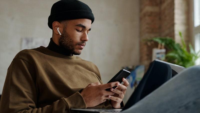 Tabungan Berjangka BRI Britama Rencana - Mobile Banking