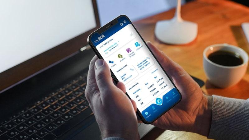 Rekening Tahapan BCA - BCA Mobile