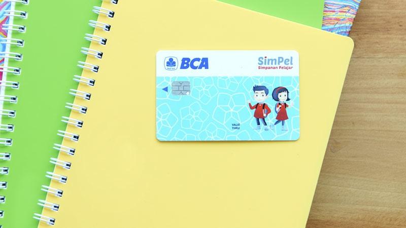 Jenis Kartu ATM BCA - SimPel