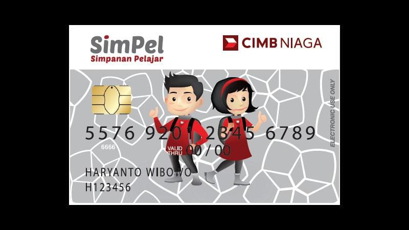 Macam Macam Kartu ATM CIMB Niaga - SimPel