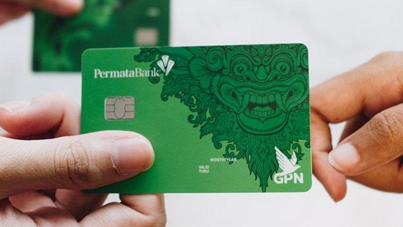 Kartu ATM Permata Bank - Debit Plus GPN