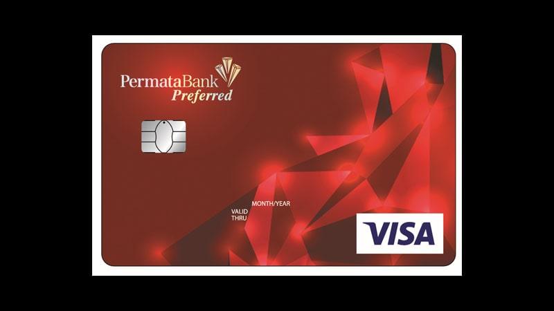 Kartu ATM Permata Bank - Preferred Debit Plus