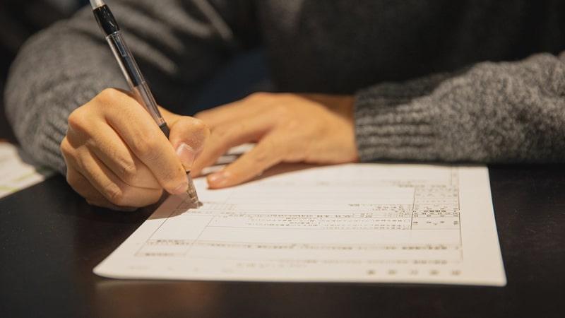 Deposito OCBC NISP - Tanda Tangan Dokumen