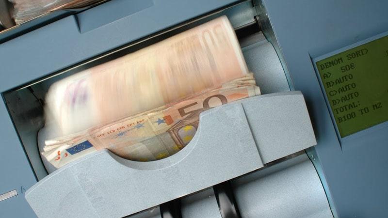 Deposito Bank Mega - Mesin Uang