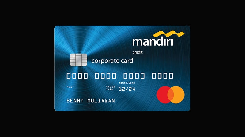 Jenis Kartu Kredit Mandiri - SME
