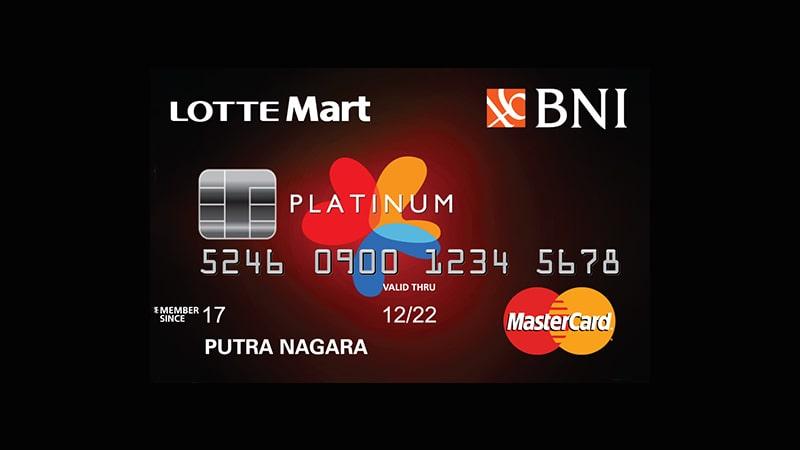 Lottemart Card