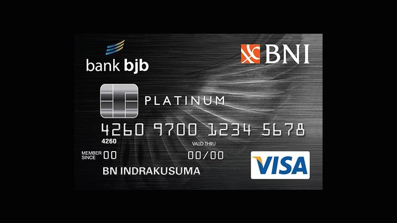 Jenis Kartu Kredit BNI - BNI dan Bank BJB