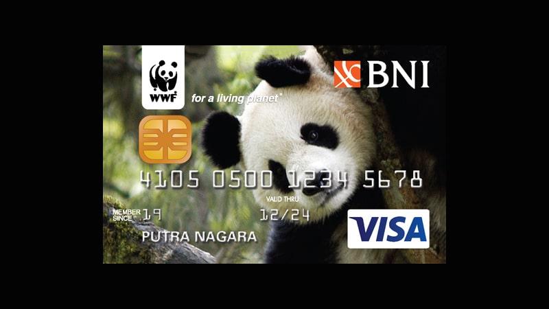 Jenis Kartu Kredit BNI - WWF