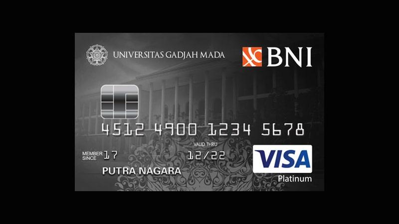 Jenis Kartu Kredit BNI - Gama Card