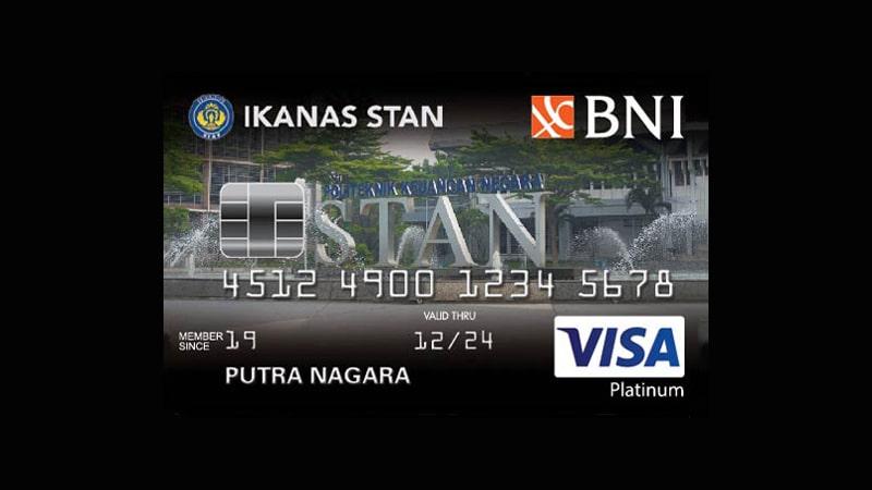 Jenis Kartu Kredit BNI - IKANAS STAN