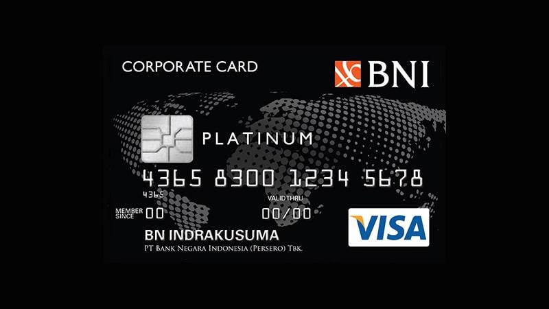 Jenis Kartu Kredit BNI - Corporate Card