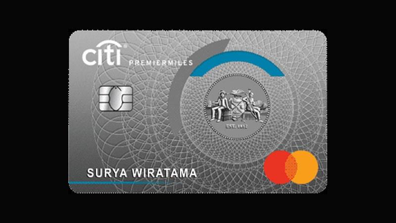 Jenis Kartu Kredit Citibank - Citi PremierMiles