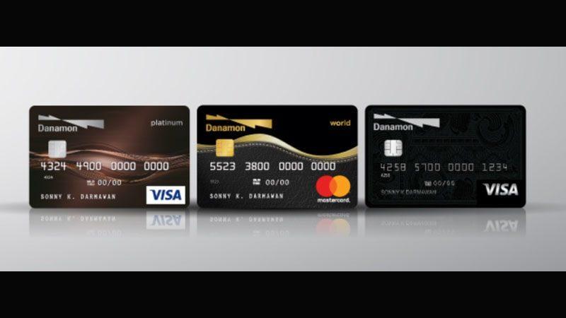 Jenis Kartu Kredit Bank Danamon - Cover
